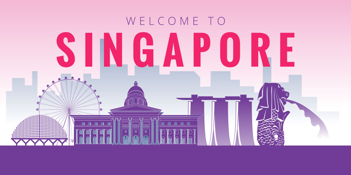 Move to Singapore and Apply for Permanent Residency cover