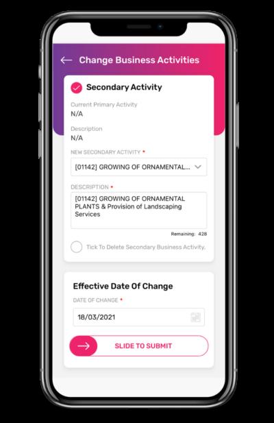 Change of Business Activities App Guide 5 400x617 1