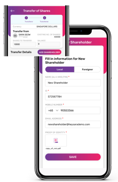 Transfer of Shares to Shareholders App Guide 6 400x617 1
