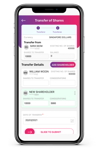 Transfer of Shares to Shareholders App Guide 7 400x617 1
