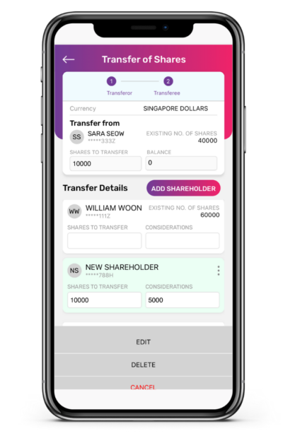 Transfer of Shares to Shareholders App Guide 8 400x617 1