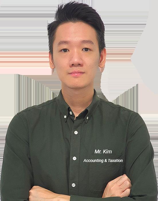 account tax kim